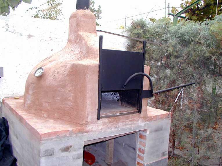 Aller, el horno de barro de Ricardo Girolimini