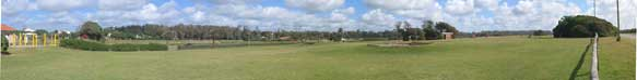 Parque Camet  Canchita de golf