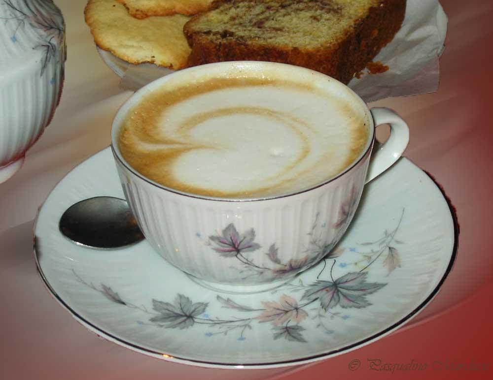 Cafe con leche para ella - 1 part 5
