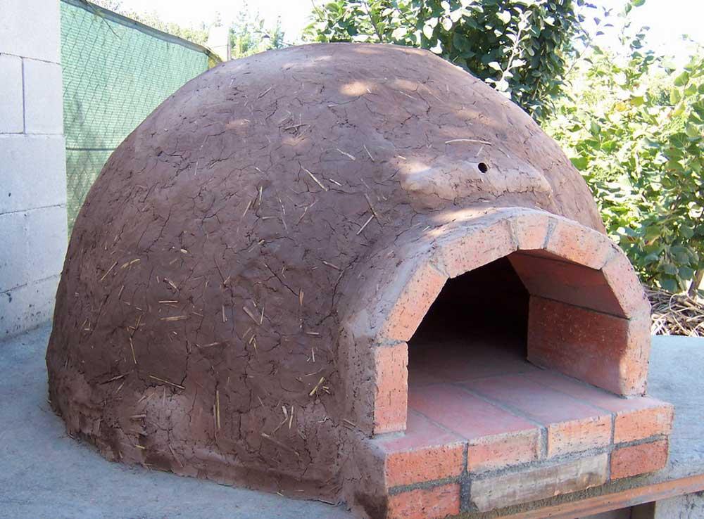 Horno bernardez for Como hacer un horno de lena de hierro