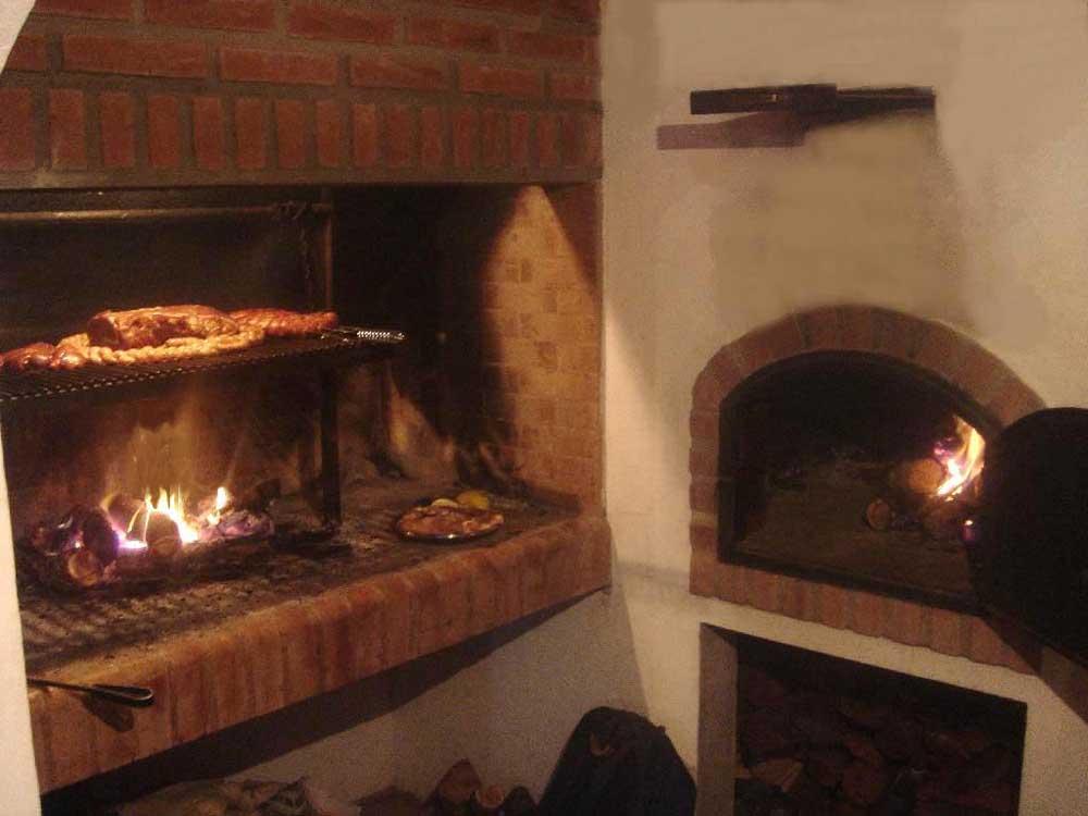 Horno beto - Cocinar en horno de lena ...